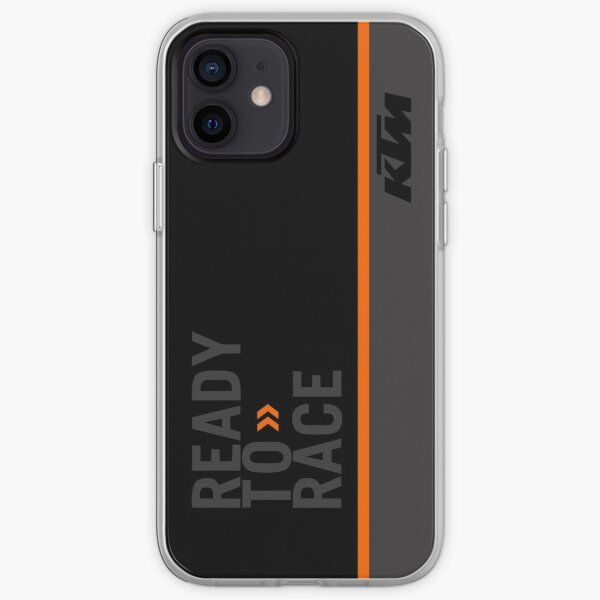 KTM Dark Coque souple iPhone