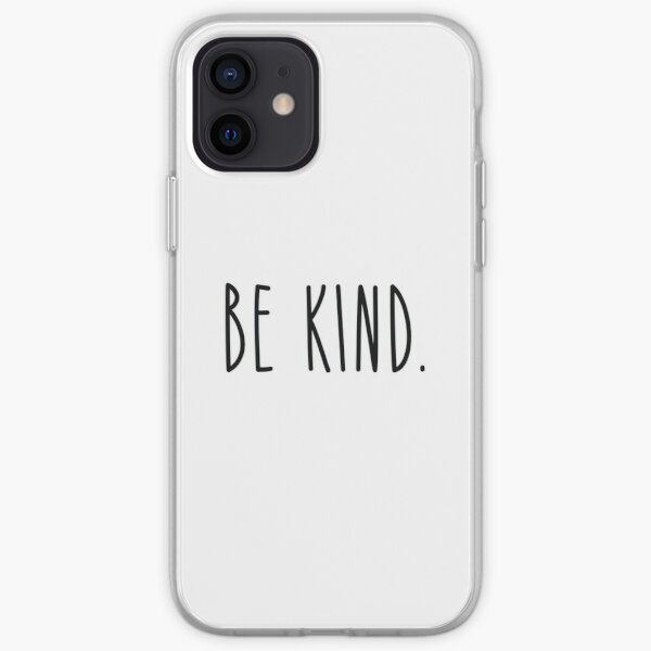 Be Kind | Rae Dunn Inspired iPhone Soft Case