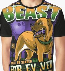 The Beast Graphic T-Shirt