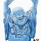 Abundance Buddha by Tom Roderick