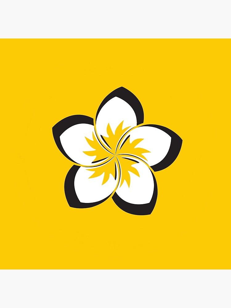 McMillan St Dojo - Power Flower by mlambie