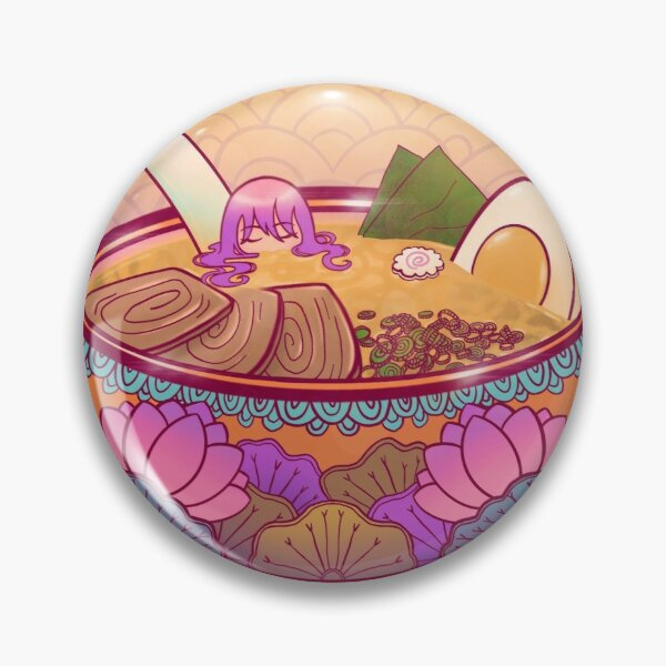 Relaxing in Warmth Pin