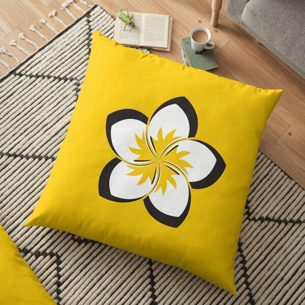 McMillan St Dojo - Power Flower Floor Pillow