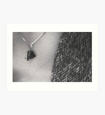 piano necklace Art Print