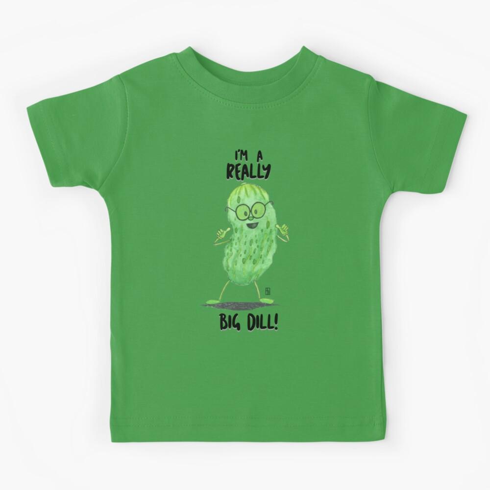 Big Dill Kids T-Shirt