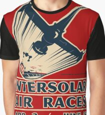 Intersolar Swordfish  Graphic T-Shirt