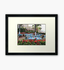 Daiquiry Dick Framed Print
