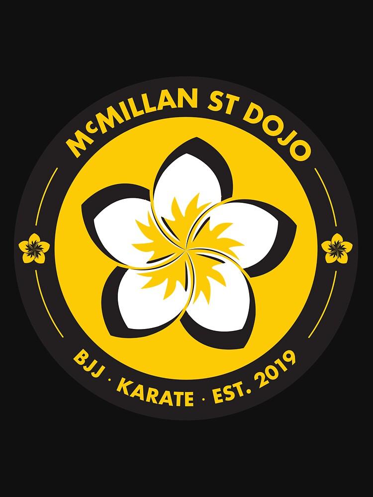 McMillan St Dojo - Logo by mlambie