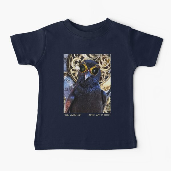 The Aviator Baby T-Shirt