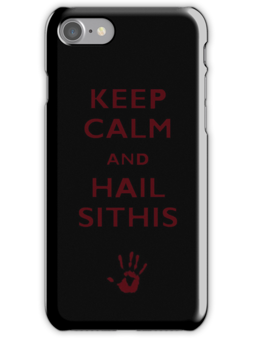 Keep calm and hail Sithis by JCB123JCB