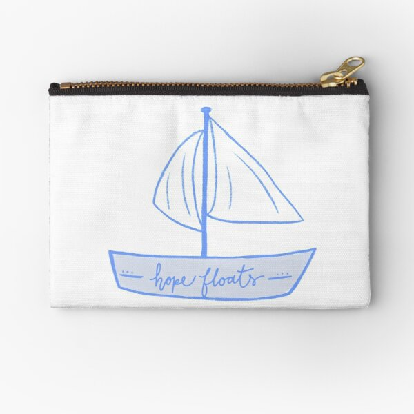 Hope floats Zipper Pouch