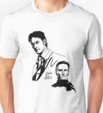 Charles and Erik T-Shirt