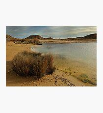 Bardenas Reales, Navarra Photographic Print