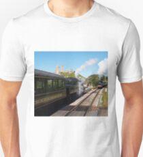 Passing at Corfe Unisex T-Shirt
