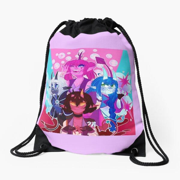 Tieflings [Dungeons and Dragons] Drawstring Bag