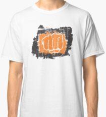 Hand punching Classic T-Shirt