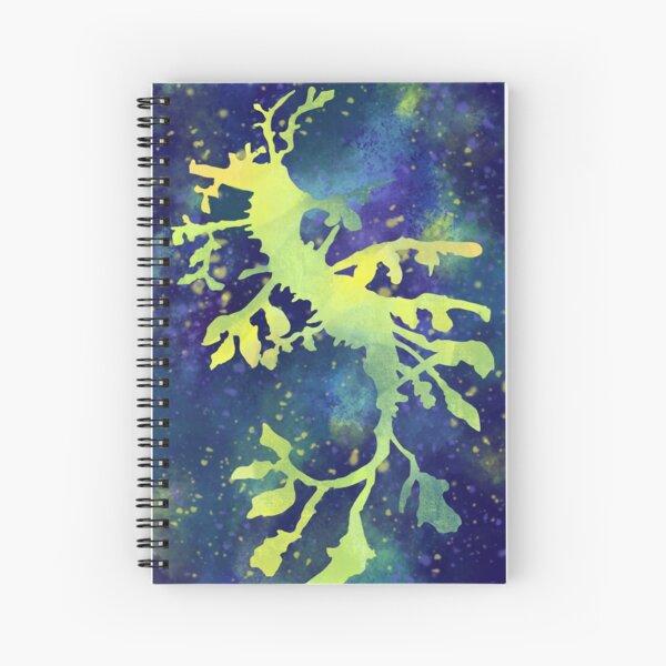 Leafy Sea Dragon Spiral Notebook