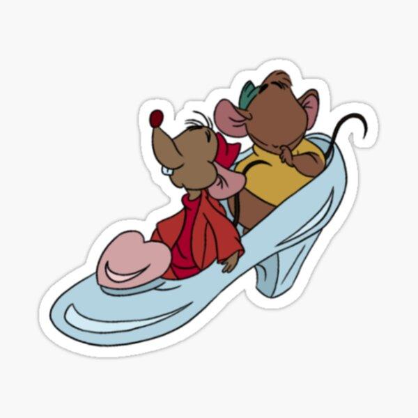 Jaq & Gus Sticker