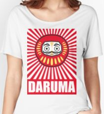 Daruma  Women's Relaxed Fit T-Shirt