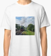 Leaving Corfe 3 Classic T-Shirt
