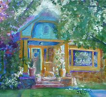 No. 75 of 100 SLC Porches by Jeanne Allgood