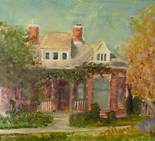 No. 92 of 100 SLC Porches by Jeanne Allgood