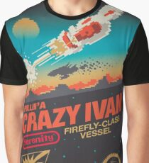 Crazy Ivan Graphic T-Shirt