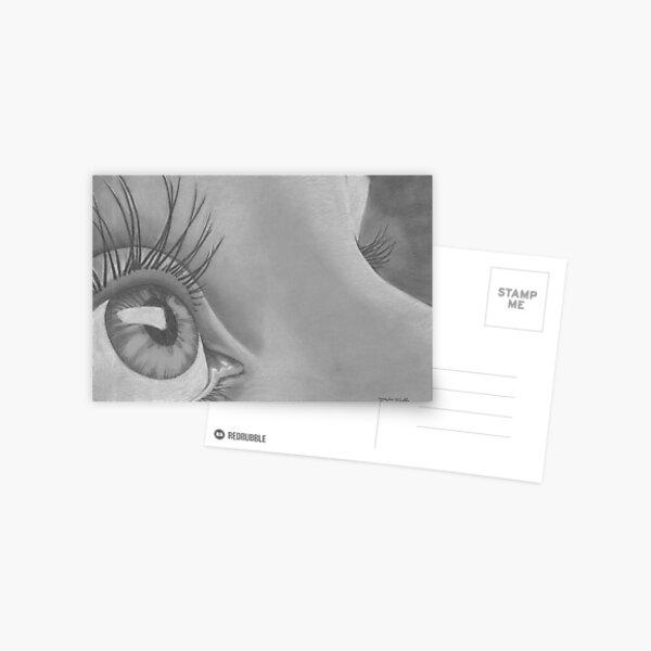 Lashes Postcard