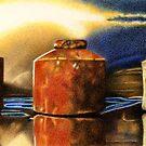 The Ink Pots by Deborah Holman