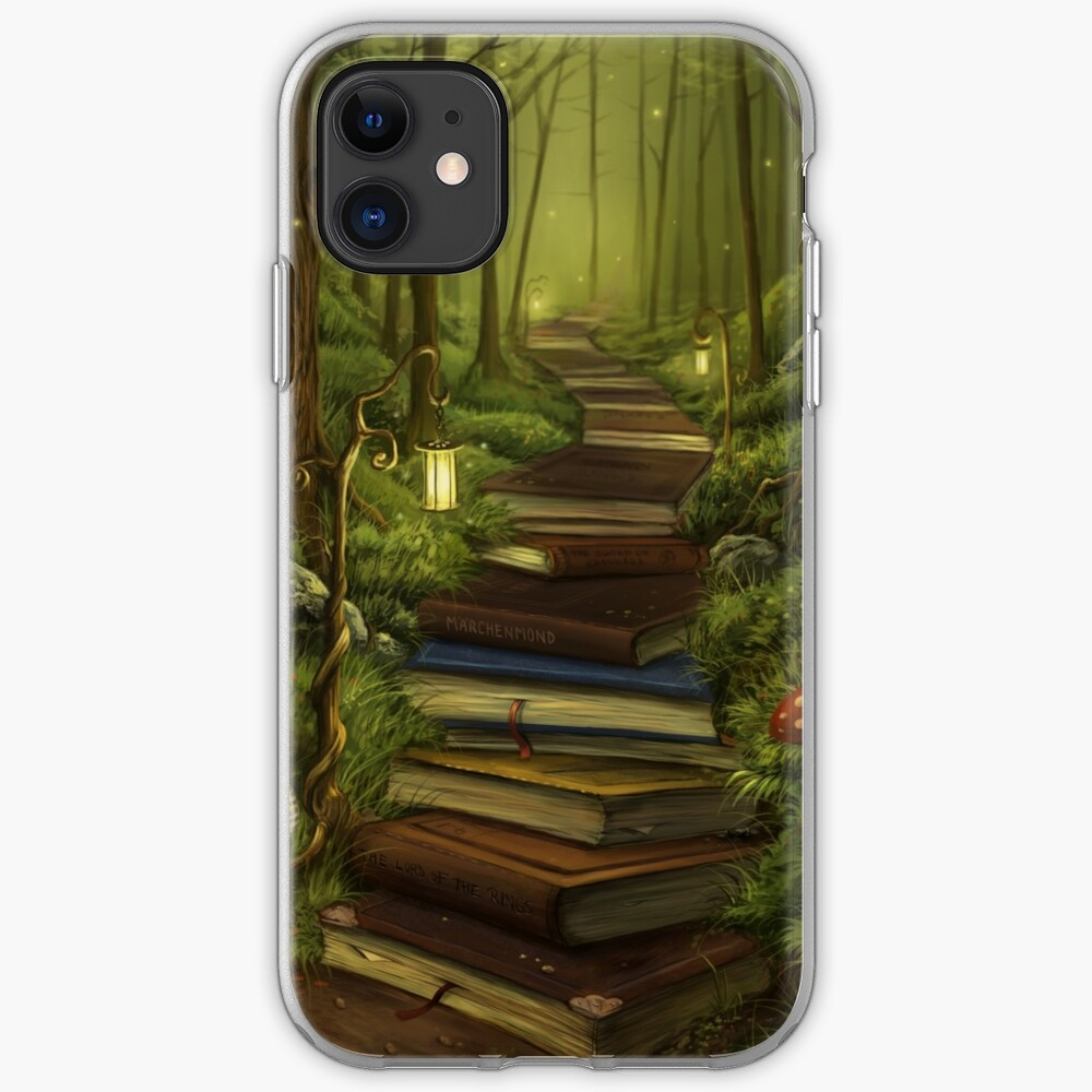The Reader's Path iPhone Case & Cover