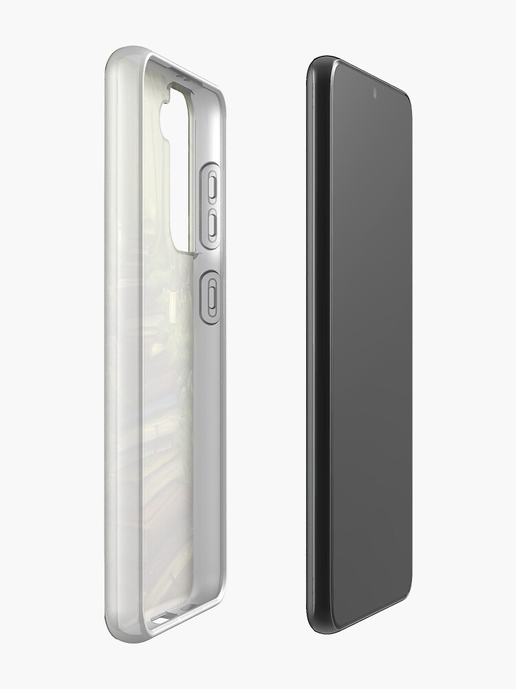 Alternate view of The Reader's Path Case & Skin for Samsung Galaxy