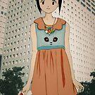 Hikari Yagami by Sikicool