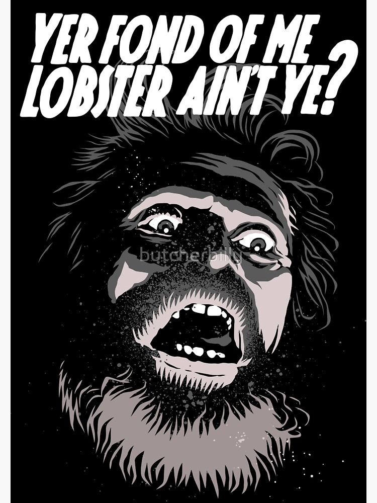 The Lobster by butcherbilly