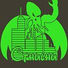 Cthulhu Logo by Anthony Pipitone