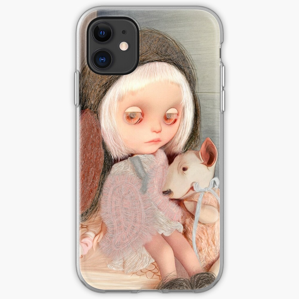 A Day Without Smartphone iPhone Case & Cover