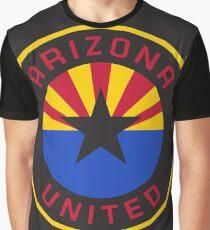 Arizona United // America League // PCGD Graphic T-Shirt