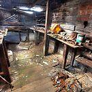 Woolshed Workshop by David Haworth