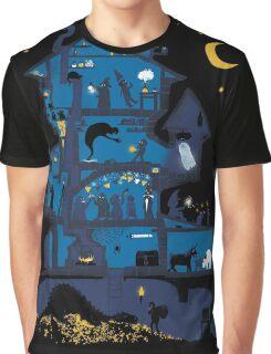 Wizard's Castle Graphic T-Shirt