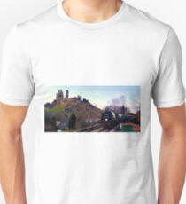 Manston at Corfe Castle Unisex T-Shirt