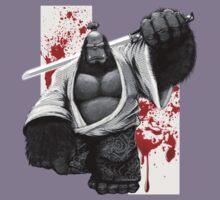 GSTATUS: Gorilla Bushido