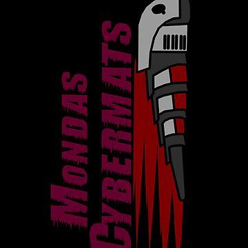 Mondas Cybermats by DoctorWhy