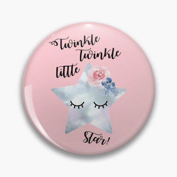 Twinkle twinkle little star Pin