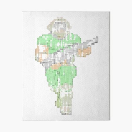 Doom Slayer Watercolor Sketch Art Board Print By Worldforge