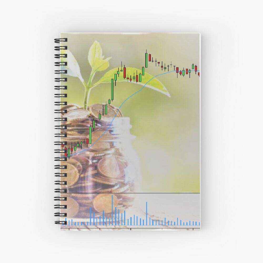 Trading Cuaderno de espiral
