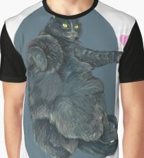 Obese Pussy Graphic T-Shirt