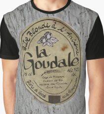 LA GOUDALE. Graphic T-Shirt