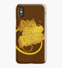 Non Stop Disco iPhone iPhone Case/Skin