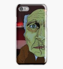 Running from the Cops iPhone Case/Skin