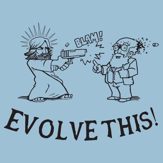 TShirtGifter presents: Evolve This!