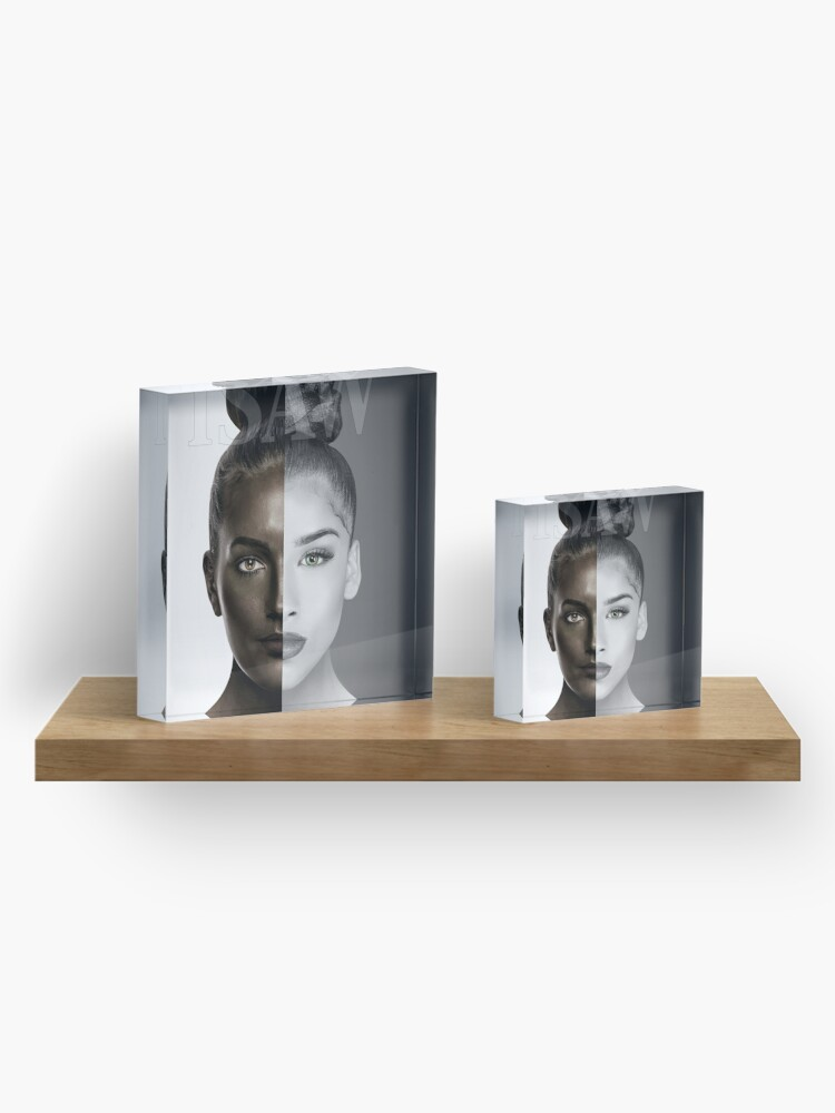 Alternate view of How Do You Define Beauty Acrylic Block
